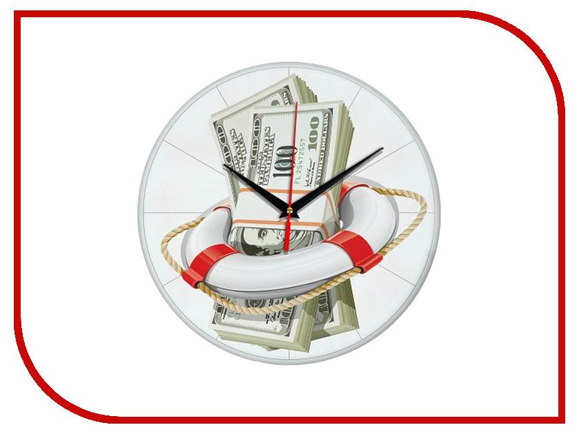 Часы Эврика Спасательный доллар 98296