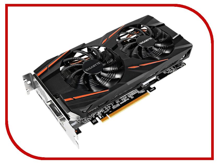 цены Видеокарта GigaByte Radeon RX 570 1244Mhz PCI-E 3.0 4096Mb 7000Mhz 256 bit DVI HDMI HDCP OEM GV-RX570GAMING-4GD-MI