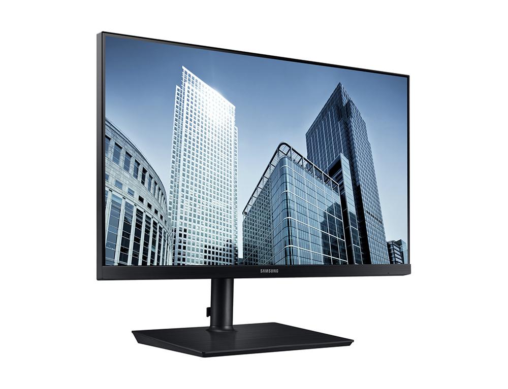 Монитор Samsung S27H850QFI Black