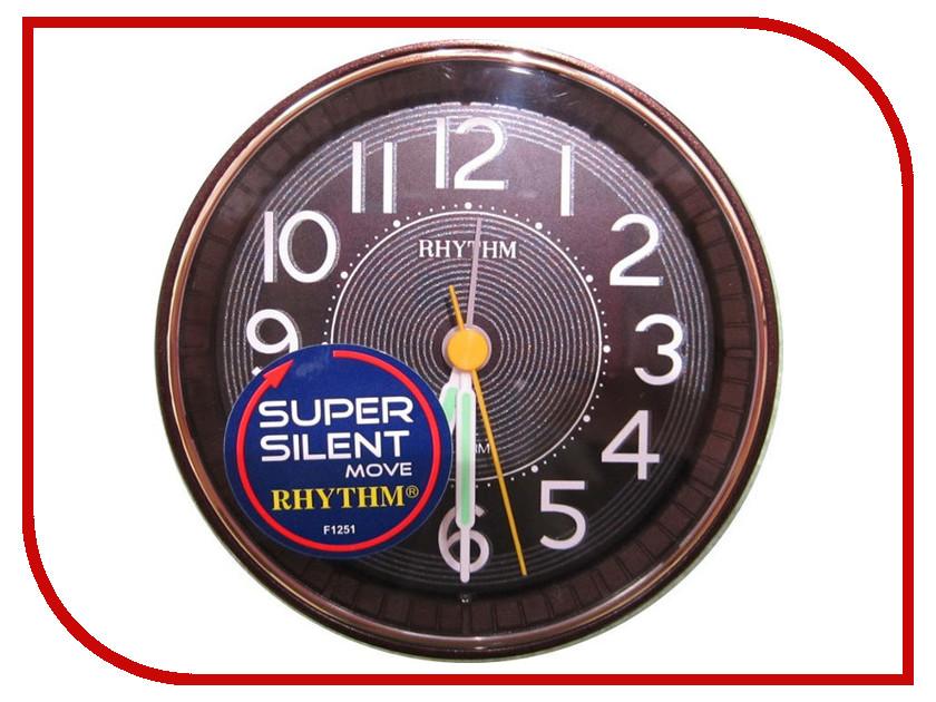 Часы RHYTHM CRE850WR06 rhythm rhythm 4sg719wr18