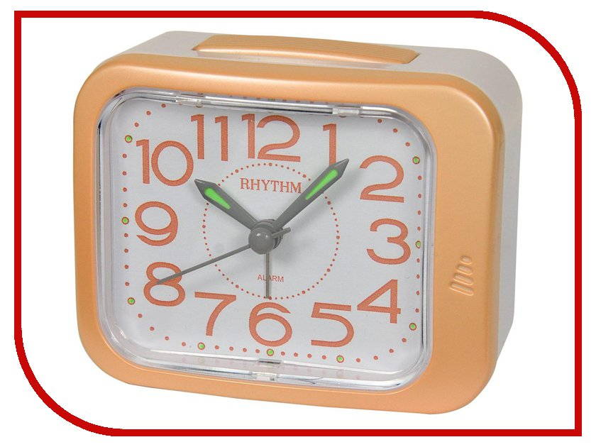 Часы RHYTHM CRE873NR14 rhythm rhythm 4sg719wr18