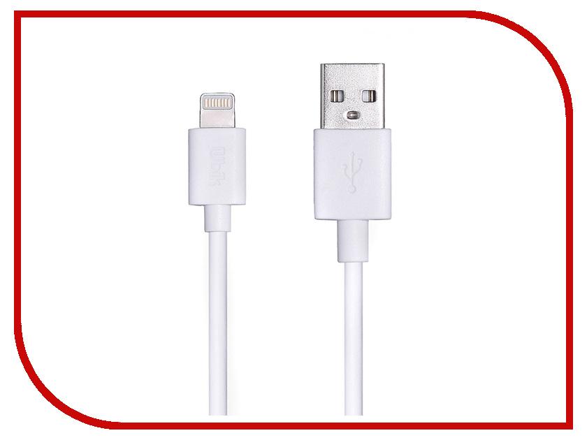 Аксессуар Ubik UL10 USB - Lightning White