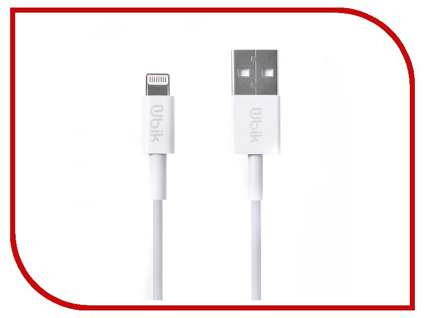 Аксессуар Ubik UL04 USB - Lightning цена и фото