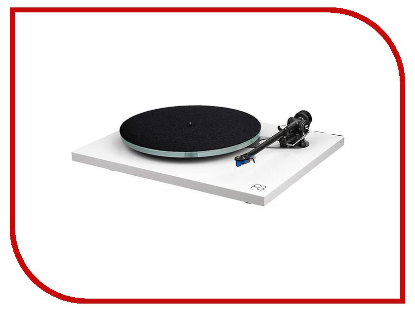 Проигрыватель виниловых дисков Rega Planar 3 Elys 2 White виниловый проигрыватель rega rp8 black apheta 2