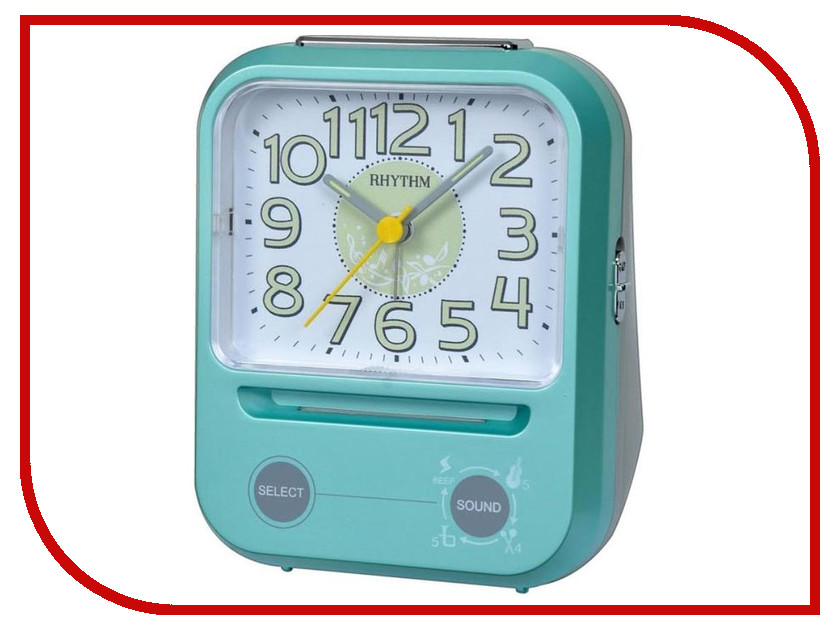 Часы RHYTHM CRM826NR05 rhythm cmg270nr07