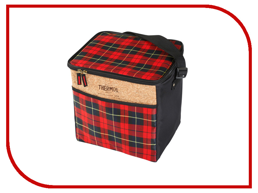 Термосумка Thermos Heritage 24 Can Cooler Red 557384
