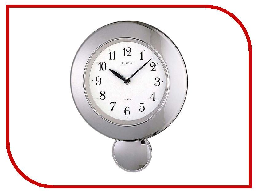 4MP726WS19  Часы RHYTHM 4MP726WS19