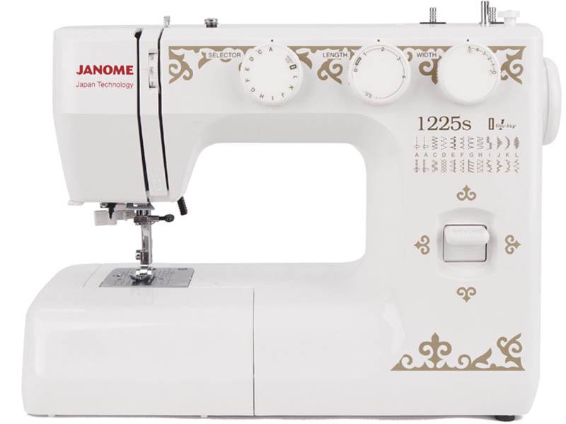 лучшая цена Швейная машинка Janome 1225S