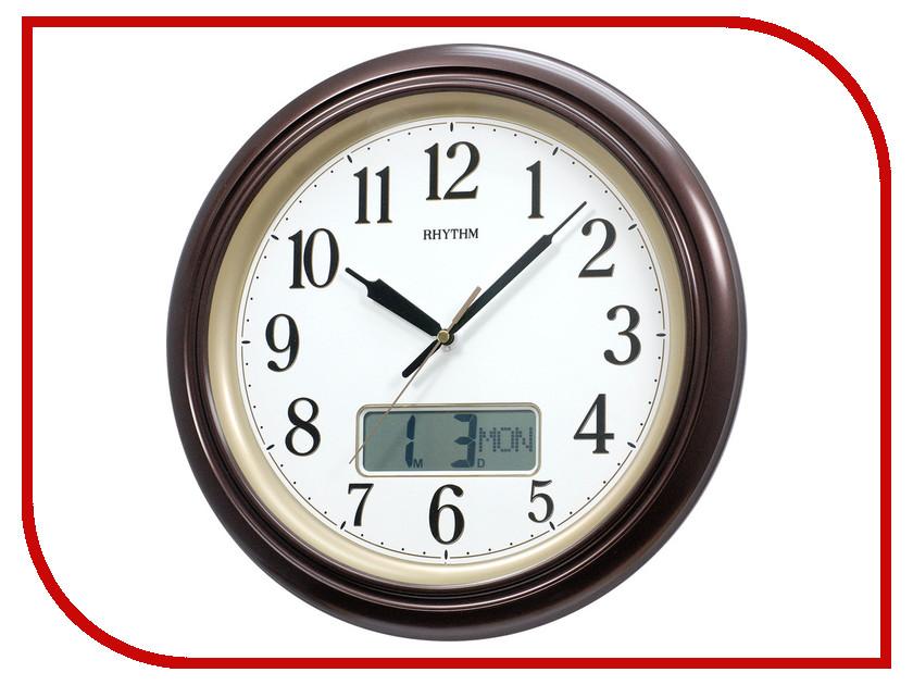Часы RHYTHM CFG714NR06 часы rhythm cfg714nr06