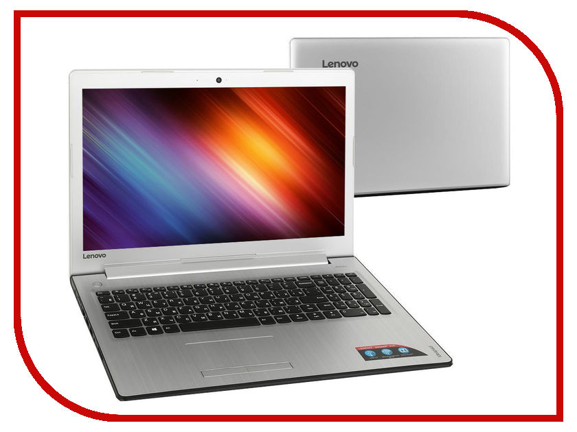 Ноутбук Lenovo IdeaPad 310-15IAP 80TT00BARK (Intel Pentium N4200 1.1 GHz/4096Mb/500Gb/DVD-RW/AMD Radeon R5 M430 2048Mb/Wi-Fi/Bluetooth/Cam/15.6/1366x768/DOS)