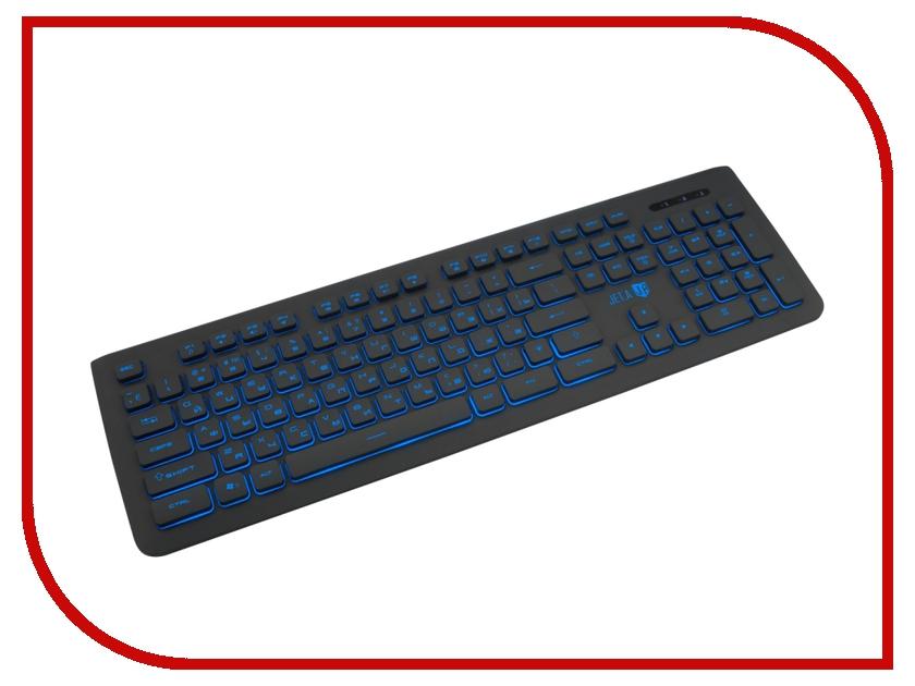 Zakazat.ru: Клавиатура Jet.A SlimLine K20 LED Dark Grey