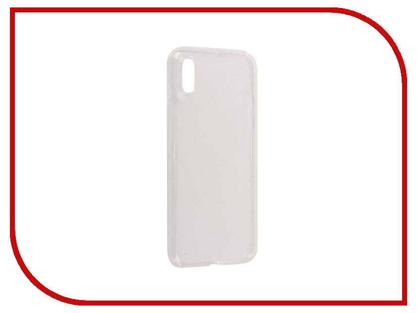 Аксессуар Чехол BROSCO Silicone для APPLE iPhone 8 Transparent IP8-TPU-TRANSPARENT pl ip8 tsled 1 2 gn