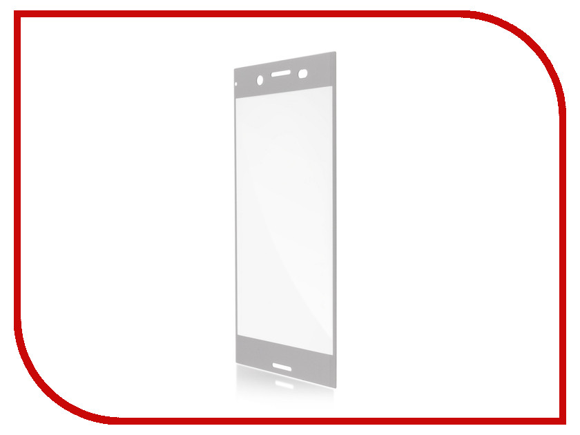 Аксессуар Защитное стекло Sony Xperia XZ Premium BROSCO 3D Silver XZP-3D-GLASS-SILVER aeroclassics australian aviation vh xzp