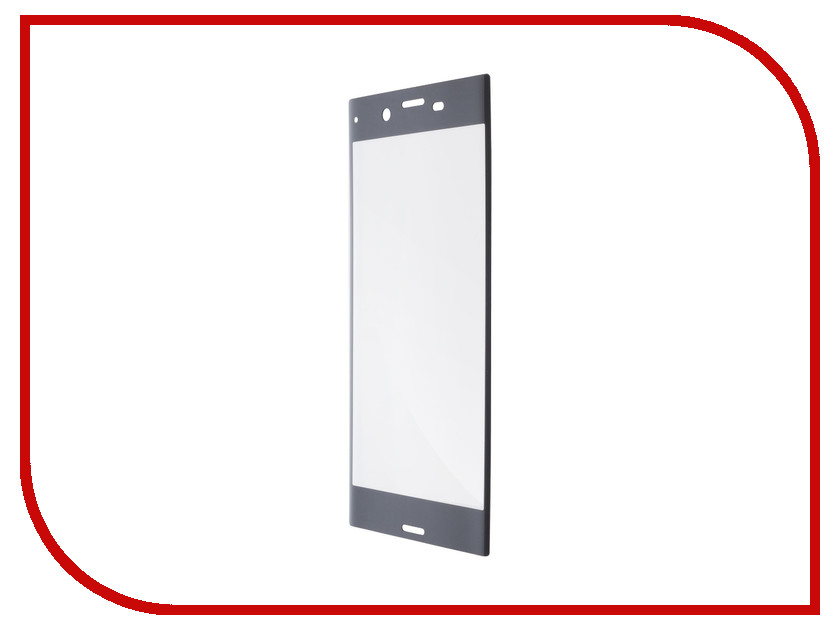Аксессуар Защитное стекло Sony Xperia XZ Premium BROSCO 3D Black XZP-3D-GLASS-BLACK аксессуар защитное стекло sony xperia z5 premium brosco 0 3mm z5p sp glass
