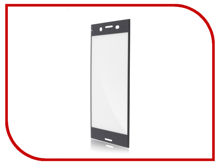 Аксессуар Защитное стекло для Sony Xperia XZ Premium BROSCO Full Screen 3D Black XZP-3D-FS-GLASS-BLACK black new 7 85 inch regulus 2 itwgn785 tablet touch screen panel digitizer glass sensor replacement free shipping