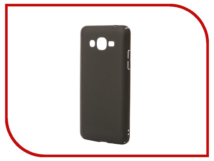 Аксессуар Чехол Samsung Galaxy J2 Prime BROSCO Black SS-J2P-4SIDE-ST-BLACK аксессуар чехол htc u ultra brosco black htc uu book black