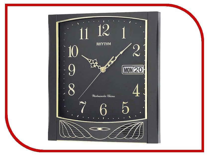 Часы RHYTHM CFH104NR02 rhythm rhythm 4sg719wr18