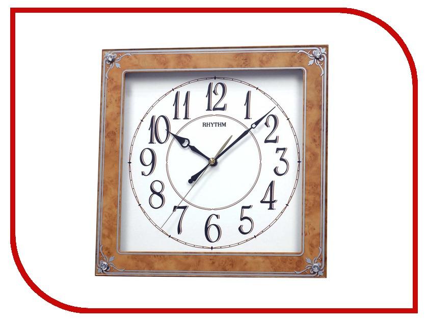 Часы RHYTHM CMG112NR07 rhythm rhythm crj608nr06