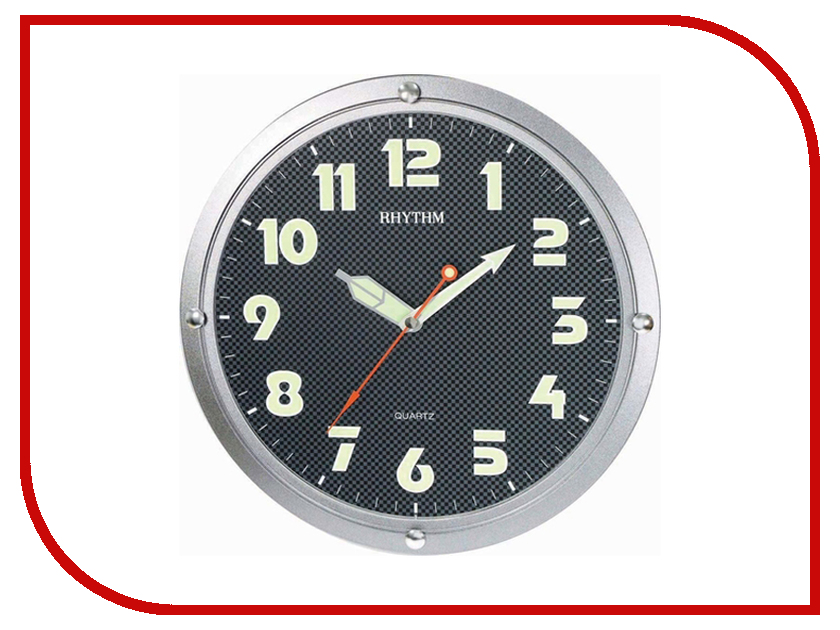 Часы RHYTHM CMG429NR19