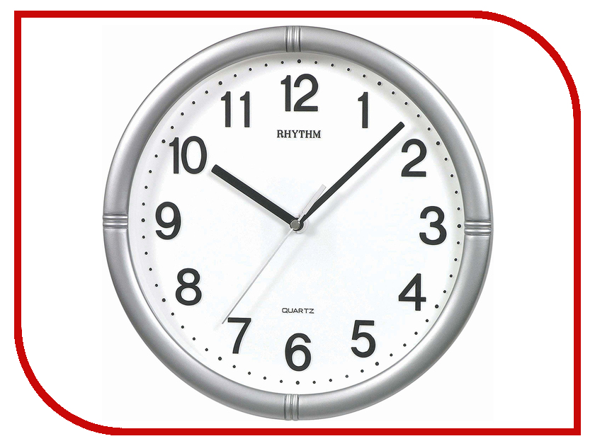 CMG434BR19  Часы RHYTHM CMG434BR19