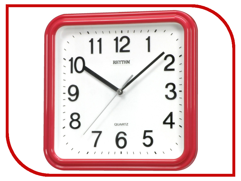 Часы RHYTHM CMG450NR01 rhythm cmg270nr07