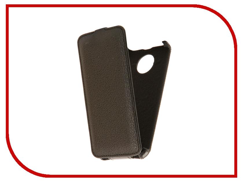 Аксессуар Чехол Motorola Moto C XT1754 Zibelino Classico Black ZCL-MTR-XT1754-BLK аксессуар чехол prestigio muze k5 zibelino classico black zcl prst k5 blk