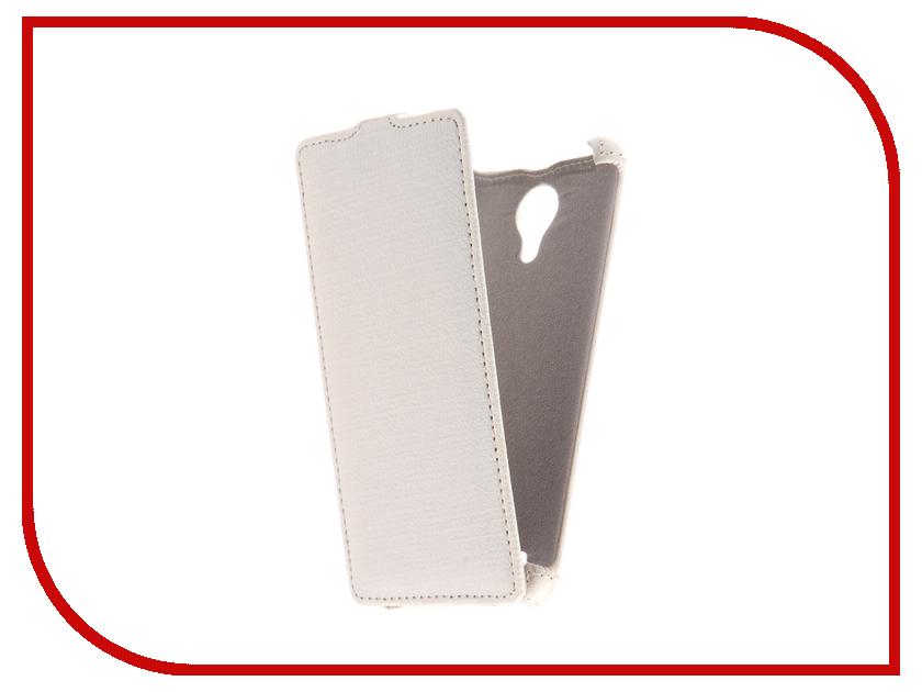 Аксессуар Чехол Micromax Q354 Zibelino Classico White ZCL-MCR-Q354-WHT стоимость