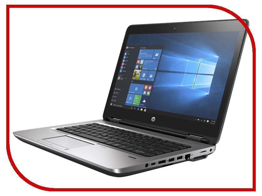 Ноутбук HP ProBook 640 G3 Z2W40EA (Intel Core i7-7600U 2.8GHz/8192Mb/256Gb SSD/DVD-RW/Intel HD Graphics/Wi-Fi/Bluetooth/Cam/14.0/1920x1080/Windows 10 64-bit) hewlett packard hp лазерный мфу печать копирование сканирование