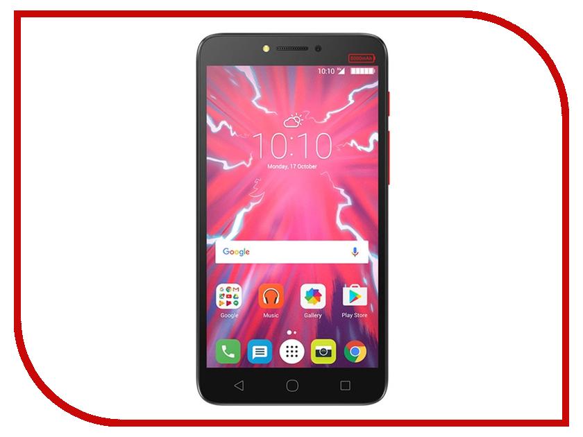 Сотовый телефон Alcatel 5023F PIXI Power Volcano Black смартфон alcatel pixi 4 power plus pure white 5023f