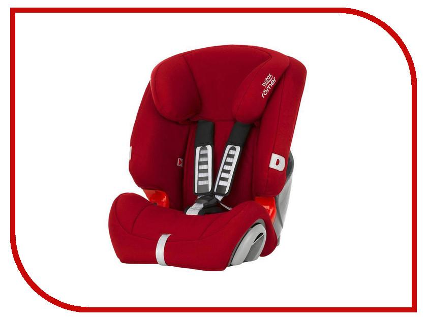 Автокресло Britax Romer Evolva 1/2/3 Trendline Flame Red 2000024694 автокресло britax roemer автокресло first class plus mineral purple trendline