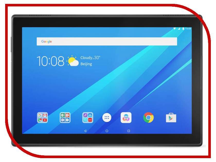 Планшет Lenovo Tab 4 TB-X304L ZA2K0132RU (Qualcomm Snapdragon 425 1.4 GHz/2048Mb/32Gb/3G/LTE/Wi-Fi/Cam/10.1/1280x800/Android) планшет lenovo tab 4 tb 8504f za2b0005ru snapdragon 425 1 4 2gb 16gb 8 ips wi fi bt 2 5mpx android 7 1 white