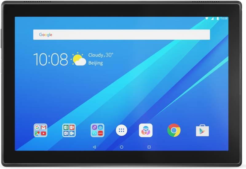 Планшет Lenovo Tab 4 TB-X304L ZA2K0132RU (Qualcomm Snapdragon 425 1.4 GHz/2048Mb/32Gb/3G/LTE/Wi-Fi/Cam/10.1/1280x800/Android)