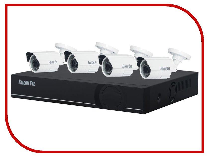 Видеонаблюдение Falcon Eye FE-3104AHD Kit 1080N