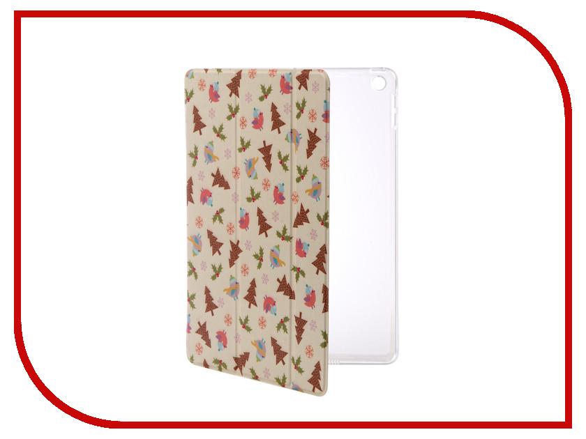 Аксессуар Чехол Rock Annes Garden для APPLE iPad 2017 9.7 RPC1247 White