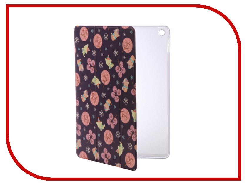 Аксессуар Чехол Rock Annes Garden для APPLE iPad 2017 9.7 RPC1247 Purple