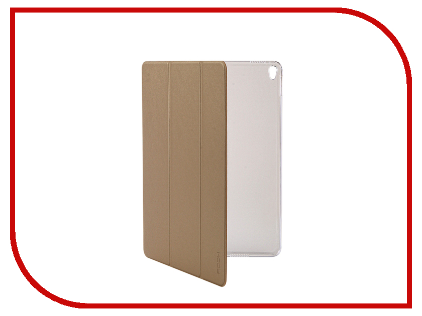 Аксессуар Чехол Rock Touch Series для APPLE iPad Pro 10.5 Gold