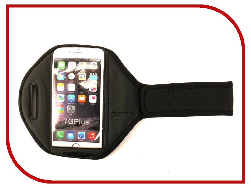 все цены на  Аксессуар Чехол Activ Armband для APPLE iPhone 7 Plus Black 73680  онлайн