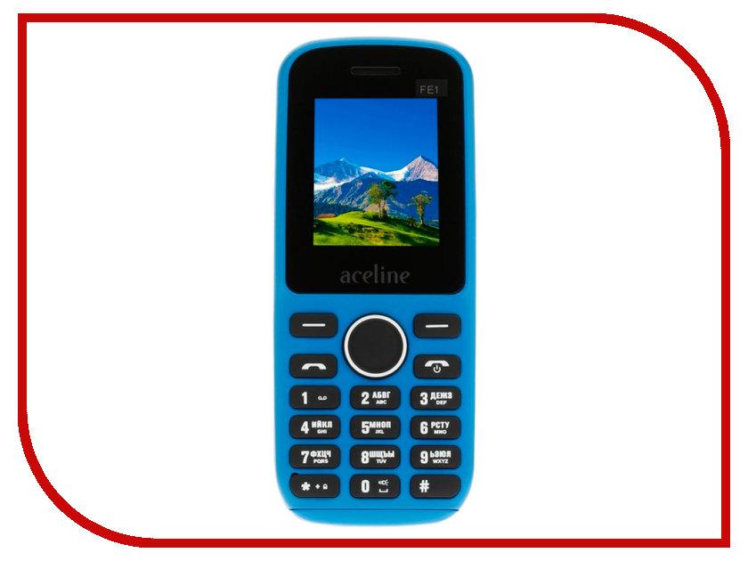 Сотовый телефон Aceline FE1 Blue