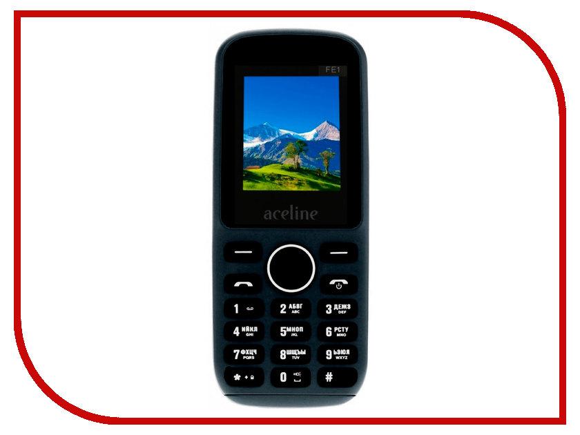 Сотовый телефон Aceline FE1 Black