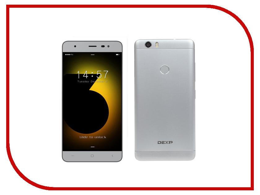 Сотовый телефон DEXP Ixion X150 Metal Grey сотовый телефон dexp ixion м150 storm black