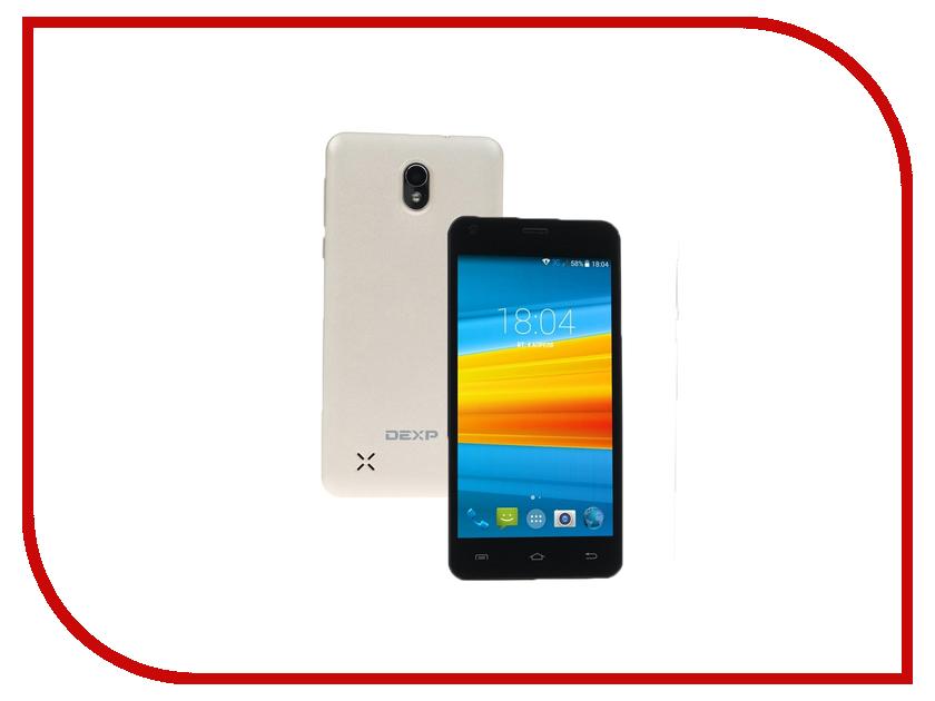 Сотовый телефон DEXP Ixion E350 Soul 3 Gold сотовый телефон dexp ixion м150 storm black