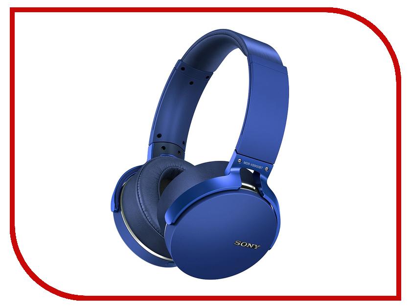 Zakazat.ru: Sony MDR-XB950B1 Blue