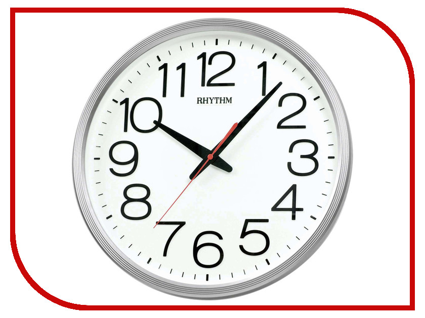 Часы RHYTHM CMG495CR19 rhythm rhythm crh189nr06