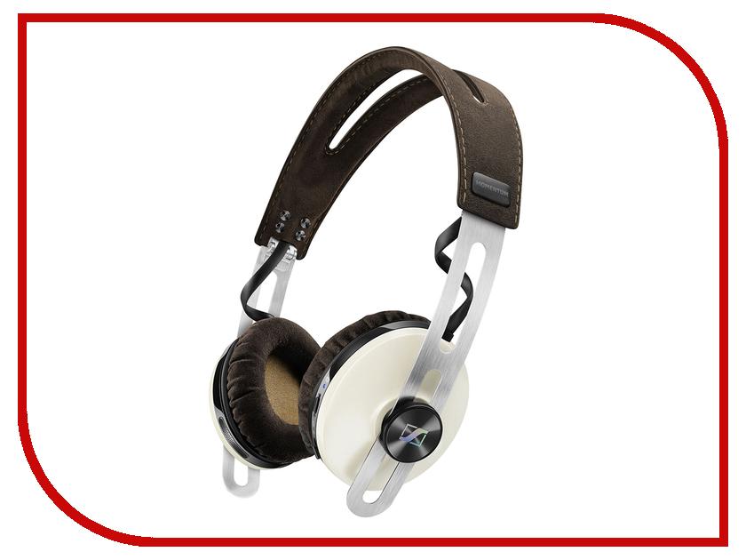 Гарнитура Sennheiser Momentum 2.0 On-Ear M2 OEi Ivory накладные наушники sennheiser momentum m2 oei black