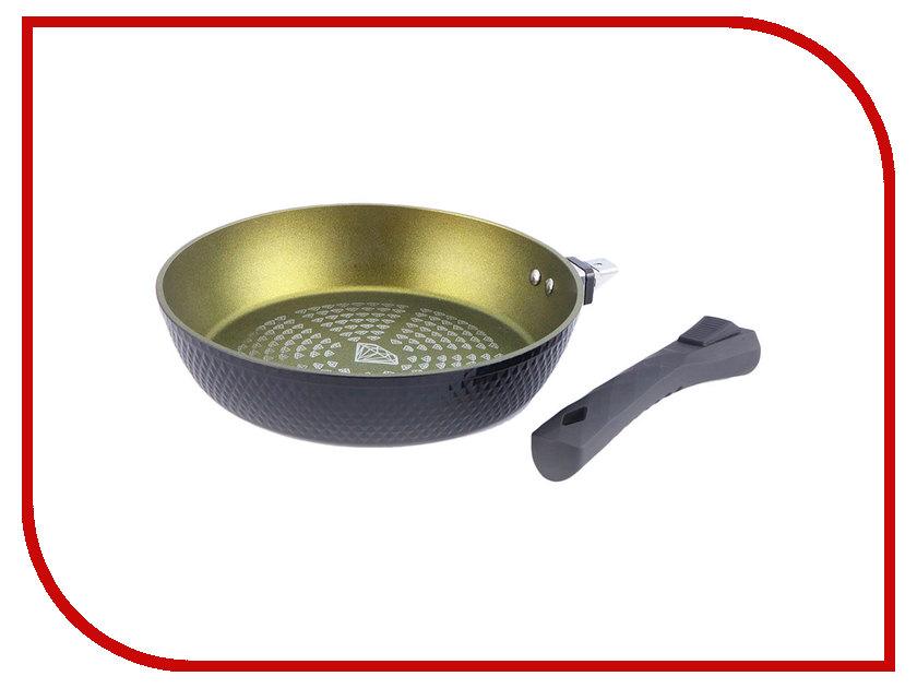 цена Сковорода Bekker Emerald 28cm BK-3785