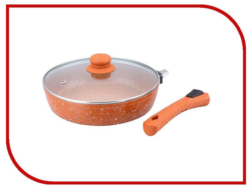 все цены на Сковорода Bekker 26cm Orange BK-3793 онлайн