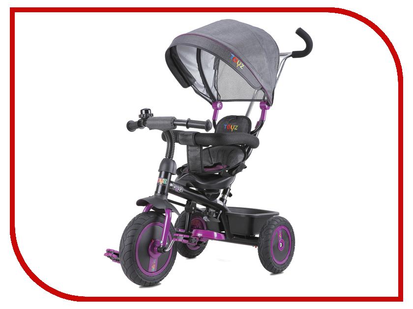 Коляска-велосипед Caretero Toyz Buzz Purple