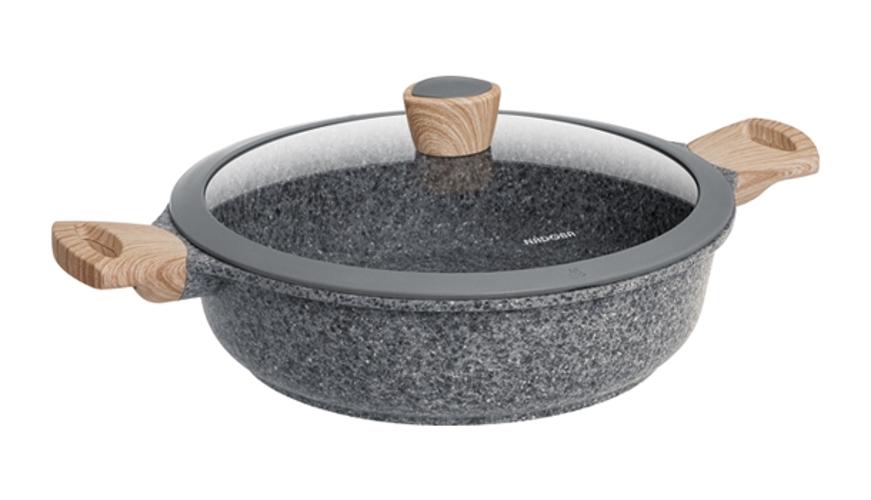 Сковорода Nadoba Mineralica 28cm 728415