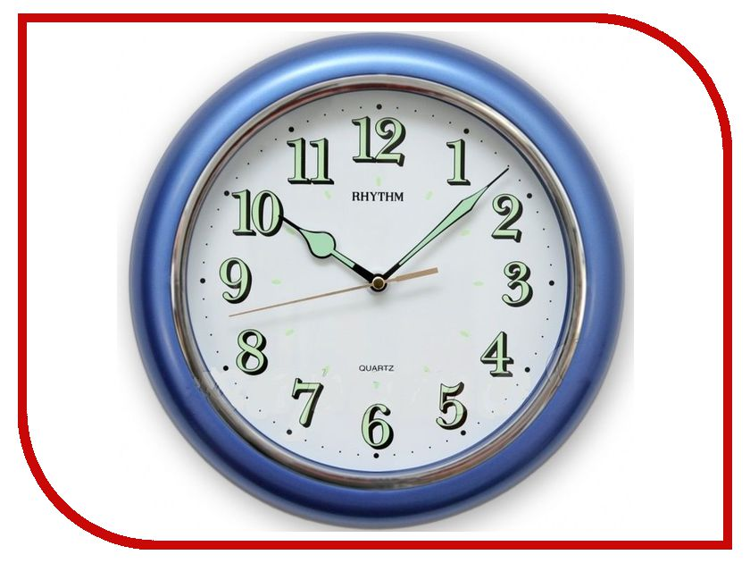 Часы RHYTHM CMG710NR11 rhythm rhythm 4sg719wr18