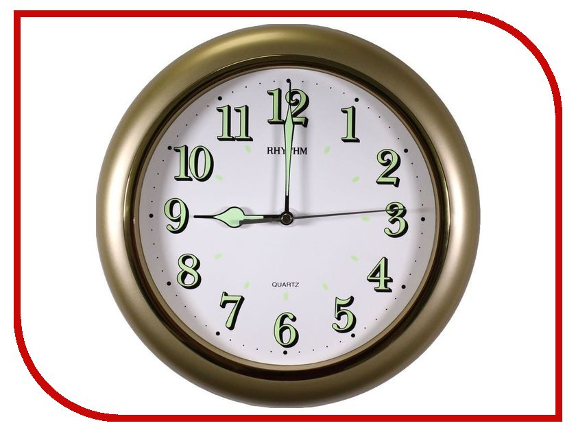 Часы RHYTHM CMG710NR18 цена и фото